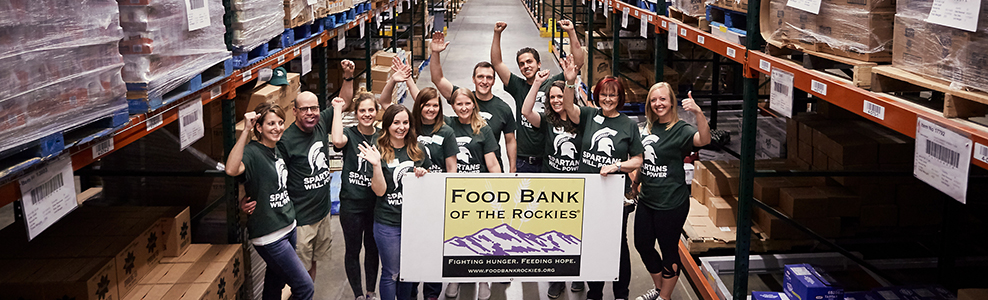 Food bank project -